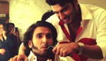 Ranveer saying goodbye to mustache