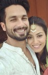 Shahid Kapoor and Mira Rajput's Wedding