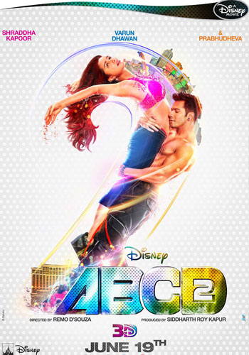 ABCD - Any Body Can Dance - 2