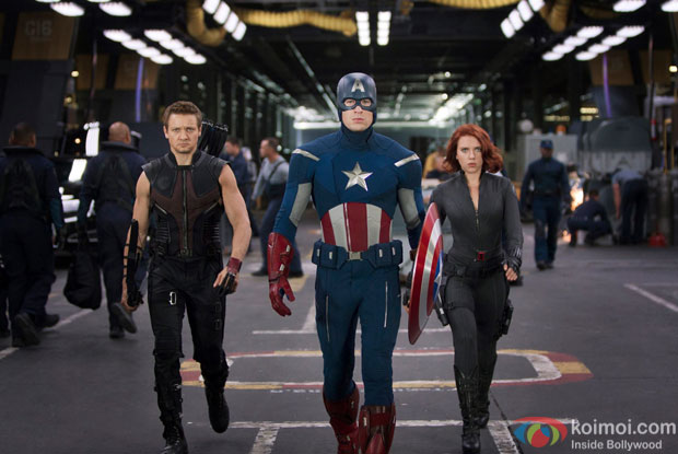 A still from movie 'Avengers: Age Of Ultron'