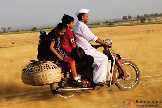 still from movie 'Barefoot To Goa'