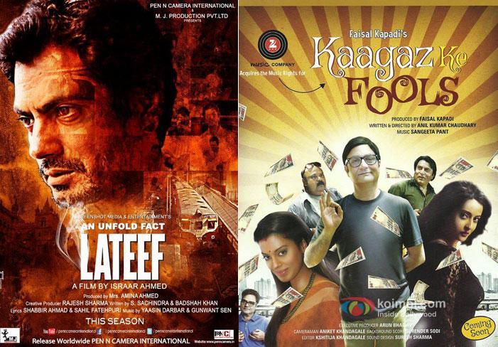 Lateef and Kaagaz Ke Fools Movie Poster