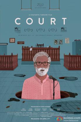 Court Movie Poster