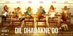 Farhan Akhtar, Ranveer Singh, Priyanka Chopra, Anushka Sharma, Anil Kapoor and Shefali Shah starrer Dil Dhadakne Do Movie Poster 3