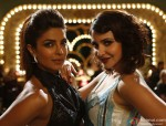 Priyanka Chopra and Anushka Sharma in Dil Dhadakne Do Movie Stills Pic 1