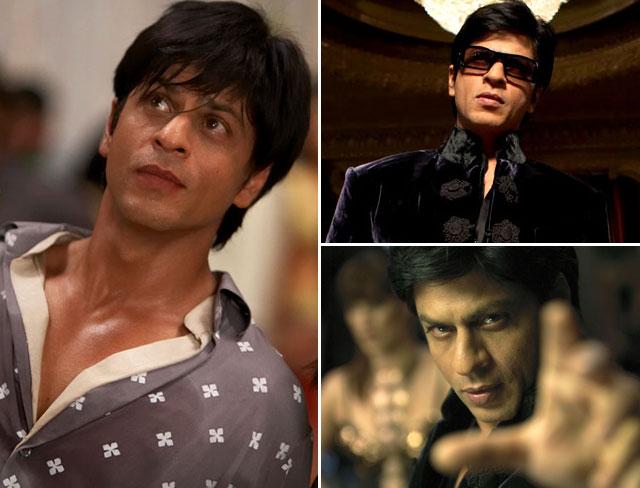 Movie stills of Shah Rukh Khan in 'Don 2006'