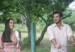 Evelyn Sharma and Mahaakshay Chakraborty in Ishqedarriyaan Movie Stills Pic 2