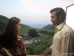 Evelyn Sharma and Mahaakshay Chakraborty in Ishqedarriyaan Movie Stills Pic 3