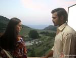 Evelyn Sharma and Mahaakshay Chakraborty in Ishqedarriyaan Movie Stills Pic 3