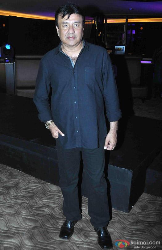Anu Malik at the launch of India Luxury Style Week 2015