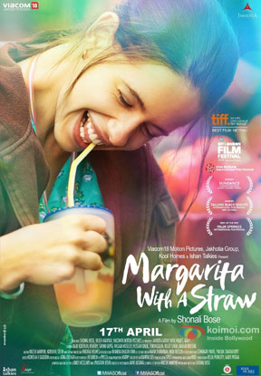 Margarita With A Straw Movie Poster