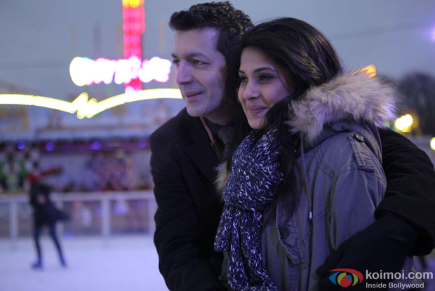 Kunal Kohli and Jennifer Winget in Phir Se… Movie Stills Pic 1