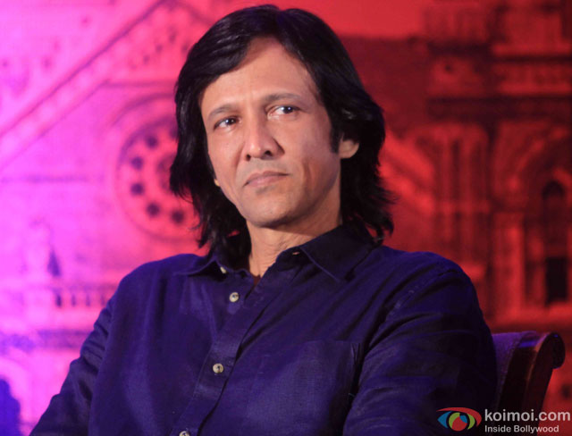 Kay Kay Menon during the launch of second trailer of movie 'Bombay Velvet'
