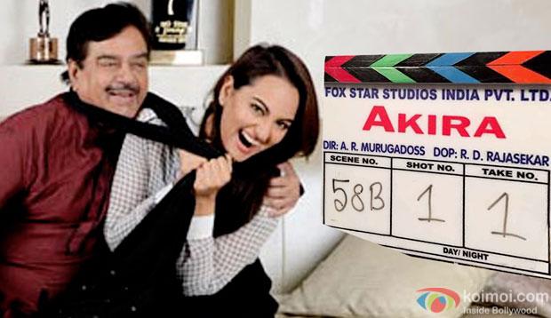 Sonakshi Sinha : I'm Training Hard For AKIRA