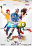 Varun Dhawan, Prabhudheva and Shraddha Kapoor starrer 'ABCD - Any Body Can Dance - 2' Movie Poster 1