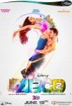 Varun Dhawan, Prabhudheva and Shraddha Kapoor starrer 'ABCD - Any Body Can Dance - 2' Movie Poster 2