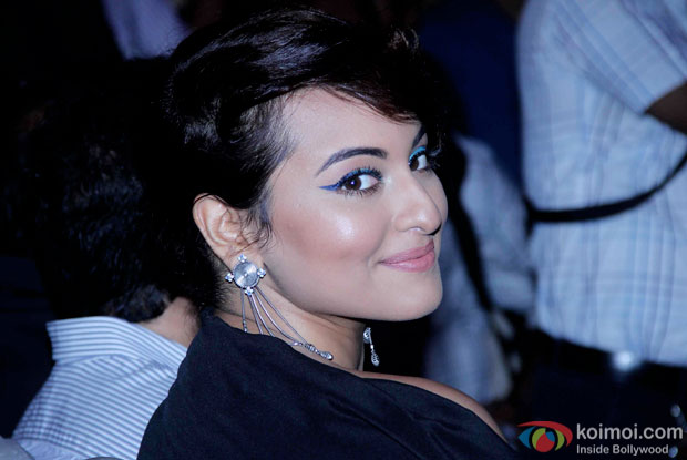 Sonakshi Sinha during the announcement of the 16th IIFA Weekend and Awards