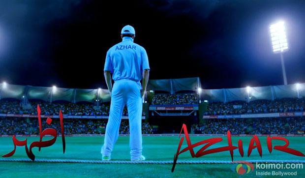 Emraan Hashmi's Walk To The Stadium in a 'Azhar' movie Teaser