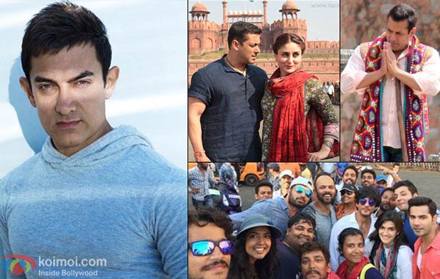 Bajrangi Bhaijaan , Prem Ratan Dhan Payo, Dilwale Will Be Big Hits Says Aamir