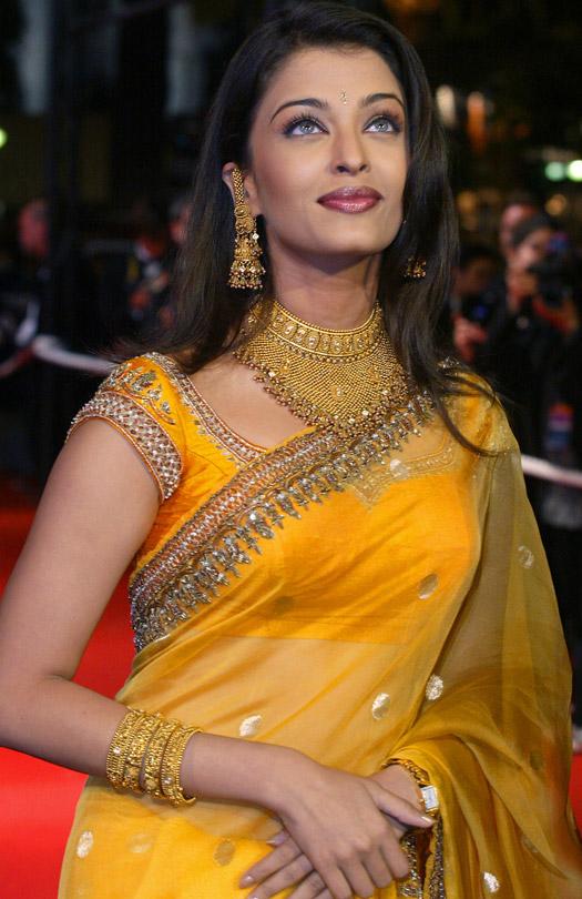 Aishwarya Rai At Cannes Film Festival 2002