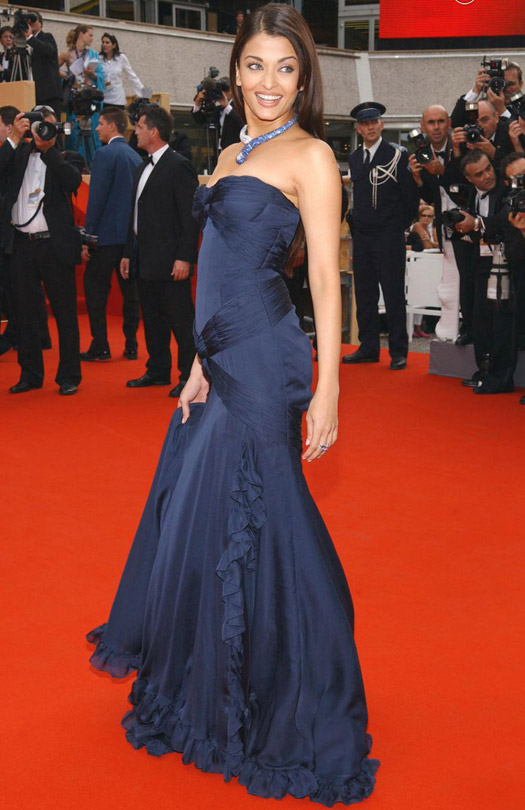 Aishwarya Rai At Cannes Film Festival 2006