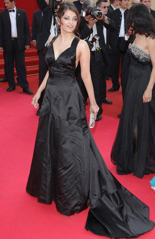 Aishwarya Rai At Cannes Film Festival 2008