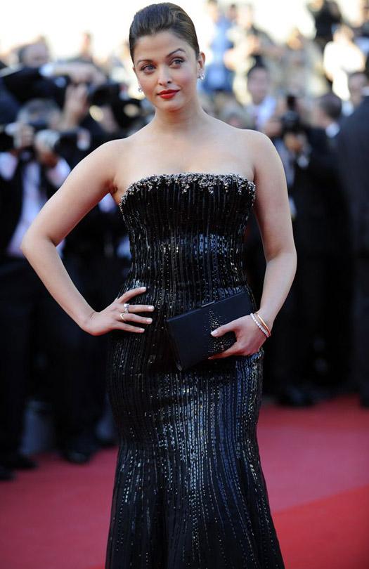 Aishwarya Rai At Cannes Film Festival 2010