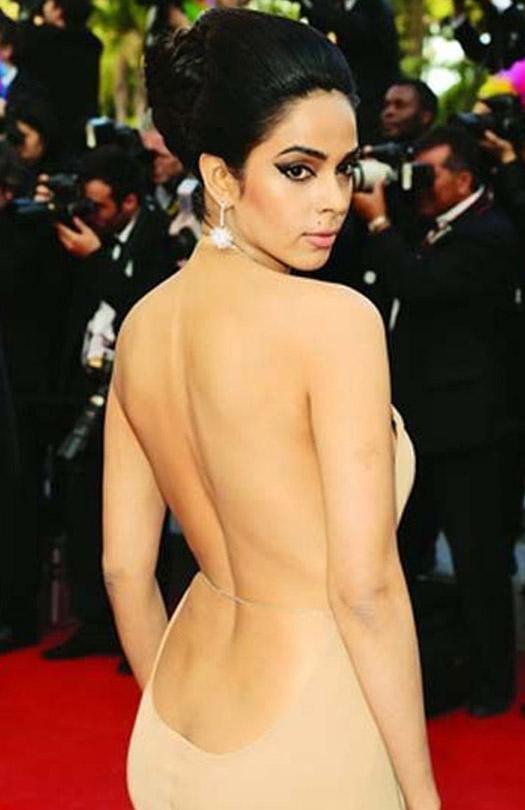Mallika Sherawat At Cannes Film Festival 2012