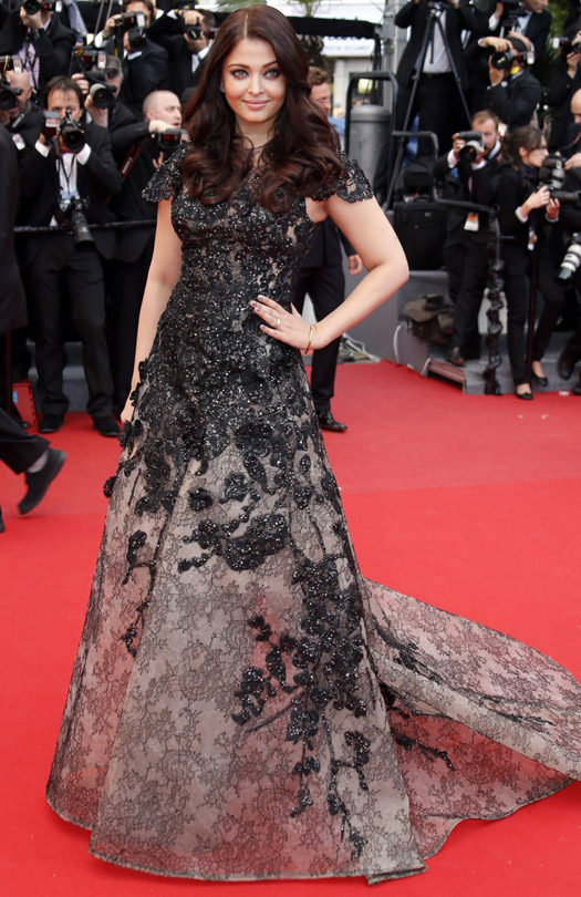 Aishwarya Rai At Cannes Film Festival 2013