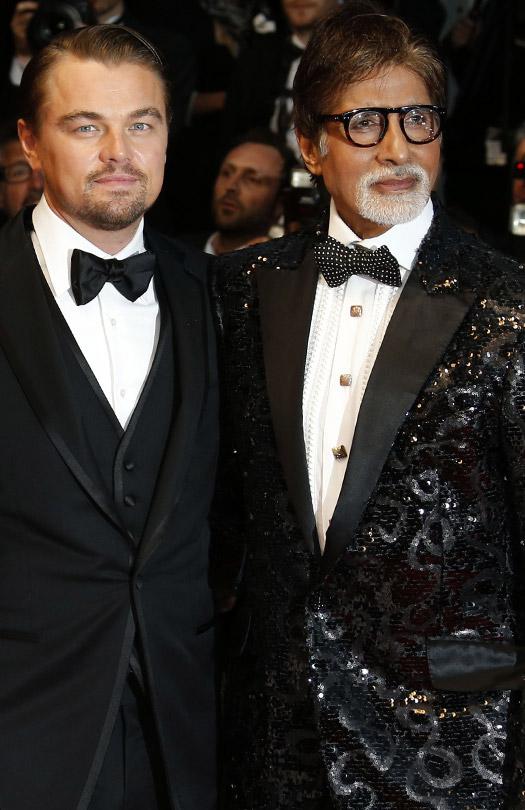 Amitabh Bachchan At Cannes Film Festival 2013
