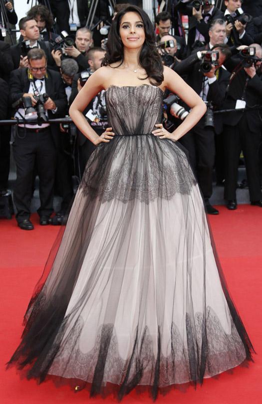 Mallika Sherawat At Cannes Film Festival 2013