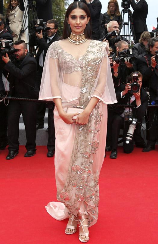Sonam Kapoor At Cannes Film Festival 2014
