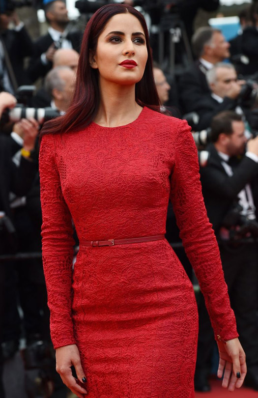 Katrina Kaif At Cannes Film Festival 2015