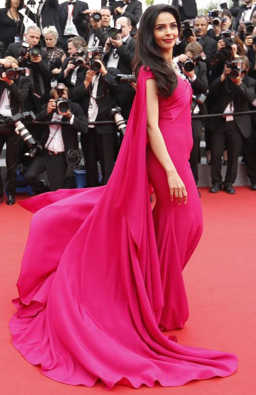 Mallika Sherawat At Cannes Film Festival 2015