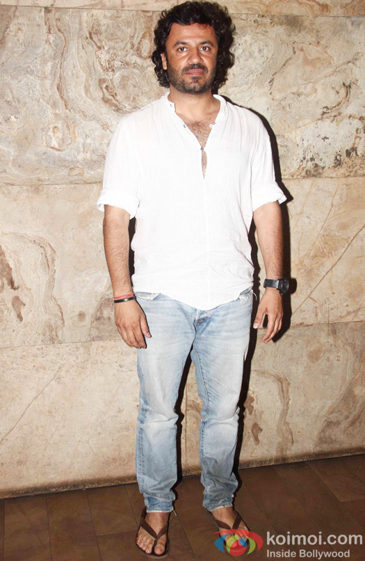 Vikas Bahl during the special screening of Tanu Weds Manu Returns