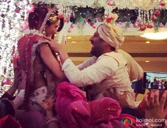 Director Abhishek Kapoor Marries Pragya Yadav