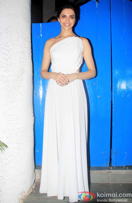 Deepika Padukone Hosts The Success Bash Of 'Piku'