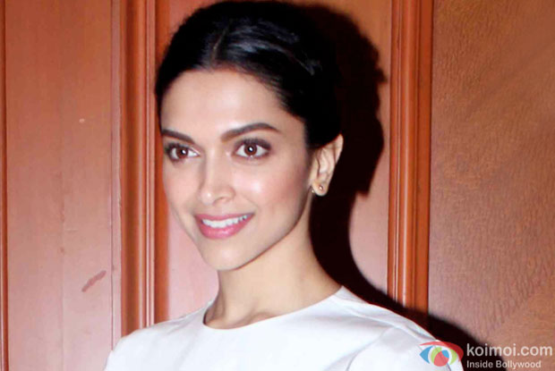 Deepika Padukone at an event