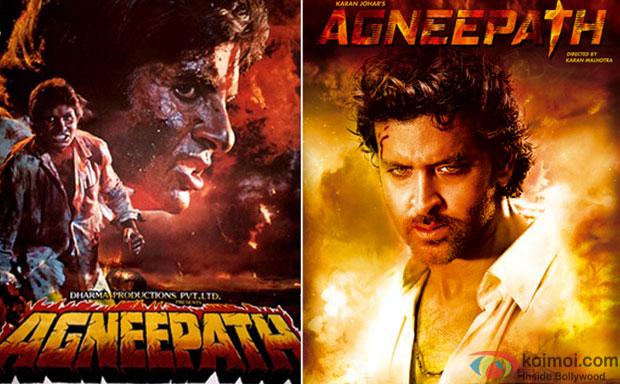 Agneepath movie posters