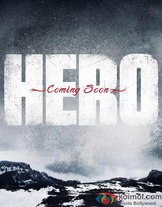 'Hero' movie poster