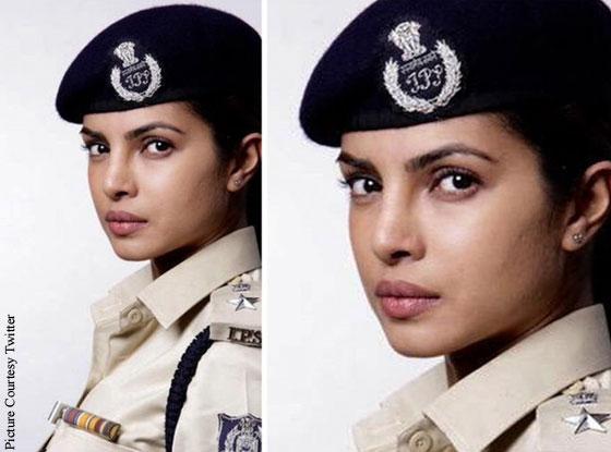 First Look : Priyanka Chopra's Cop Avatar In 'Gangaajal 2'