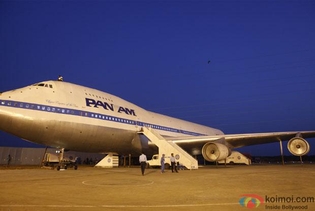 First Look : PanAm Flight in Neerja movie
