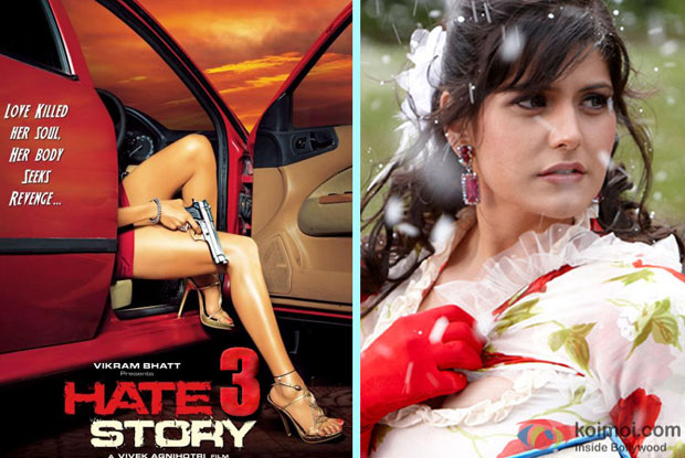 Hate Story 3 : Zarine Khan Ready To Expose