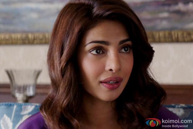 Priyanka Chopra in a still from movie 'Dil Dhadakne Do'