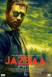 Irrfan Khan in a Jazbaa Movie Poster