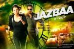 Aishwarya Rai and Irrfan Khan in a Jazbaa Movie Poster