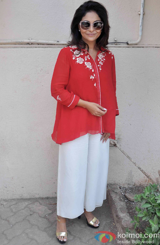Shefali Shah during the media interaction of movie Dil Dhadakne Do