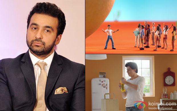 Raj Kundra Slams SRK'S Frooti Ad 'SucK It, Lick It' On Twitter