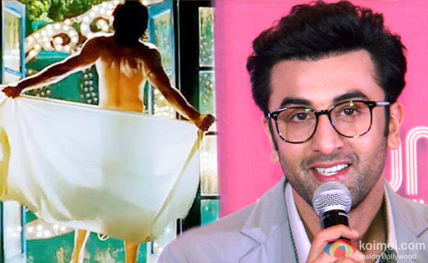 "Ranbir Kapoor's ""Towel Dance"" from the film Saawariya"