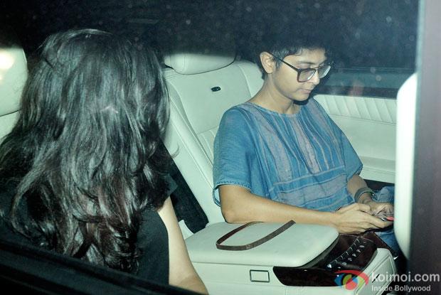 Kiran Rao Snapped At Lightbox